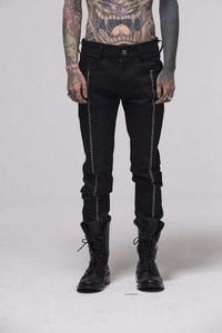 Baroque 18ss Collection Overstitch Pants