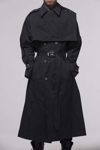 Baroque 18ss Collection Team Trench Coat