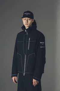 Baroque Seoul 19ss WaterProof WindBreaker Jarket [Black]