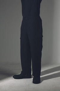 Baroque Seoul 19ss Hook Cargo Pants [Black]