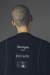 Baroque Seoul 19ss WaterProof WindBreaker Vest [Black]